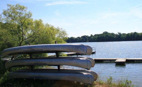 Richmond, IN: Middlefork Reservoir, a quiet, serene outdoor destination!