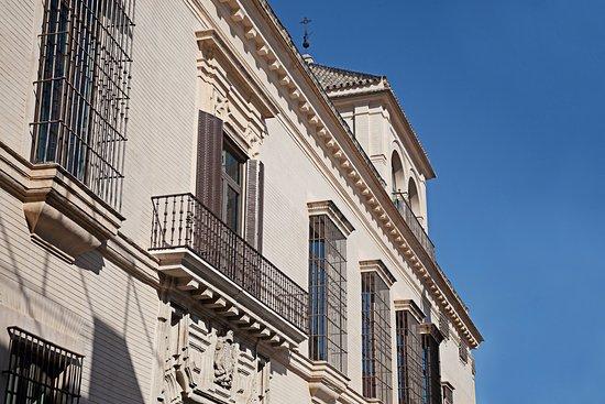 Hotel Palacio de Villapanes: Fachada Principal