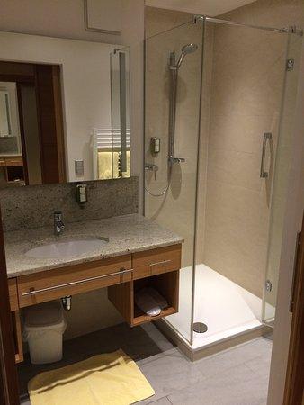 Salle de bain - Bild von Wellnesshotel Sonnengut, Bad Birnbach ...