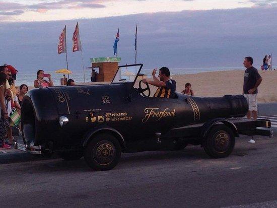 Uruguay: Punta del Este playa del Emir
