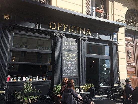Ba Bar Officina Naples Restaurant Reviews Photos