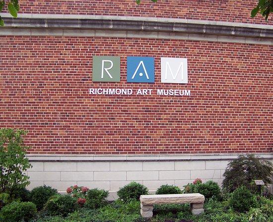 Richmond Art Museum, Richmond, IN