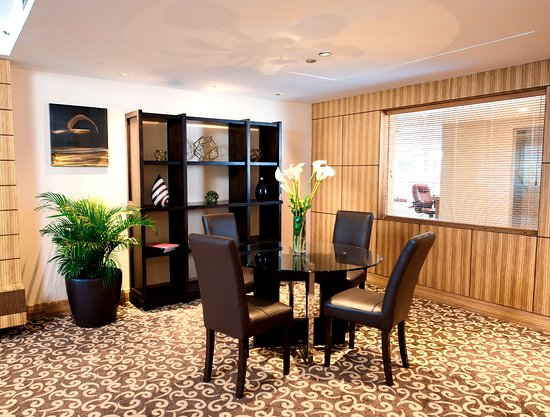 Hilton Colon Guayaquil: Executive Lounge