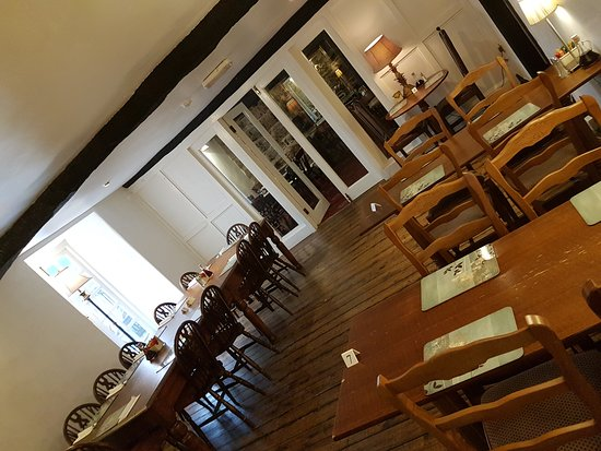 """Penmaenpool, UK: Our """"Old"""" Dining Room"""