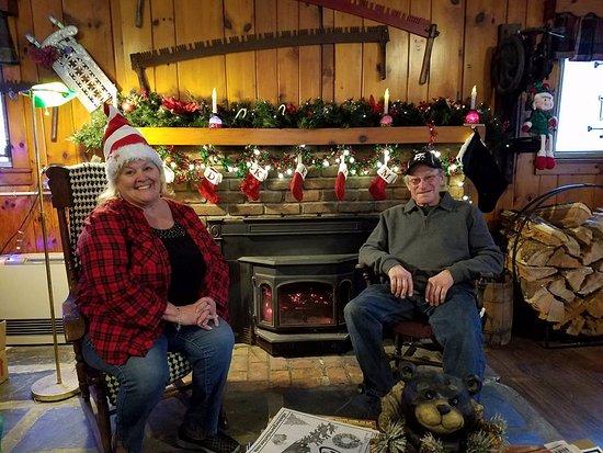 Edinburg, NY: Barb and Ed