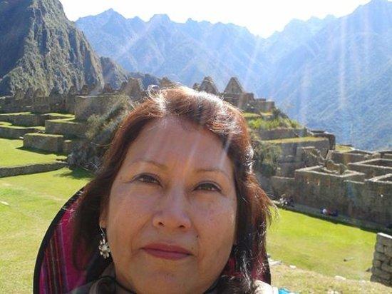 Hospedaje Turistico San Blas: En Machu Pichu despues de tantos años volvi con mas peso pero volvi, ja