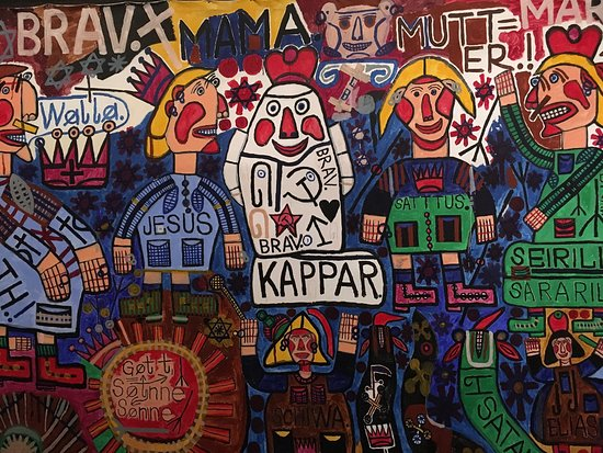 Collection de l'Art Brut