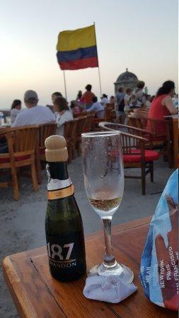 Cafe Del Mar Cartagena Photo