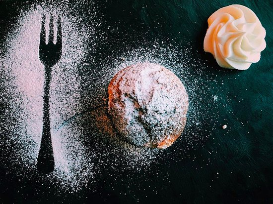 Linguaglossa, Italia: Dessert
