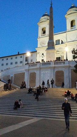 Escadaria da Praça da Espanha