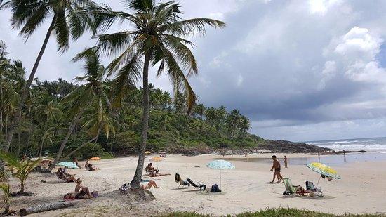 Resende Beach: Calmaria