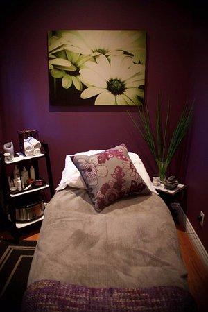 Penticton, Kanada: Beauty Room