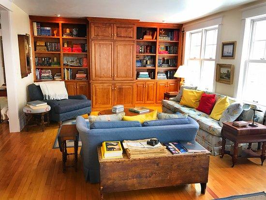 Ephraim, WI: Sitting room
