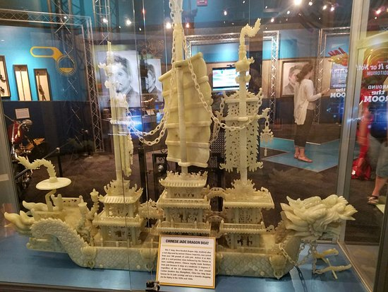window world myrtle beach exterior ripleys believe it or not chinese jade dragon boat picture of not
