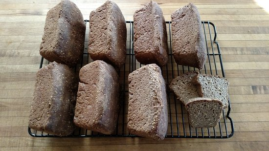 Port Washington Inn: Our favorite gluten-free bread recipe:  ATK's Honey Millet Sandwich Bread