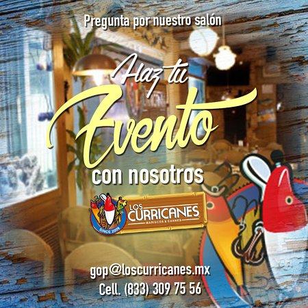 Los Curricanes: EVENTOS