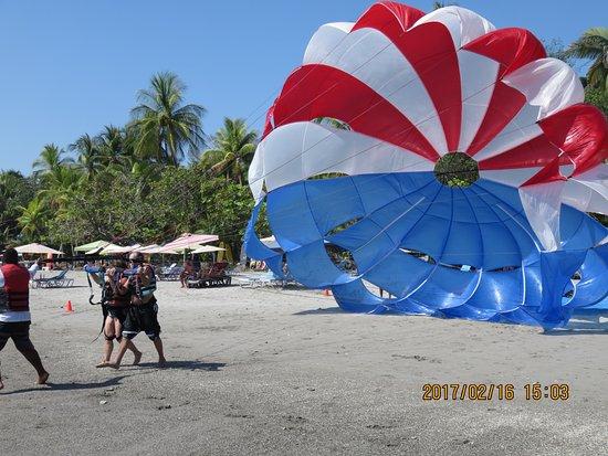 Aguas Azules Parasailing & Watersports Tours: Ready, set, go