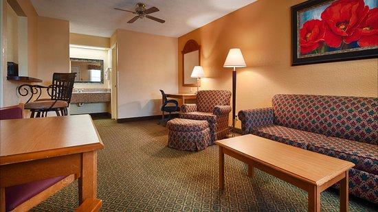 Best Western Benton Inn: Suite King