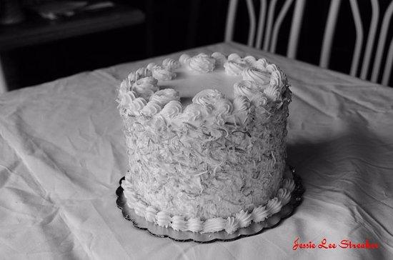 Birthday Cakes Glenelg ~ Coconut cake picture of dandelion bakery bistro glenelg