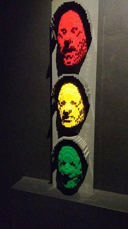 Museu Histórico Nacional: Art of The Brick