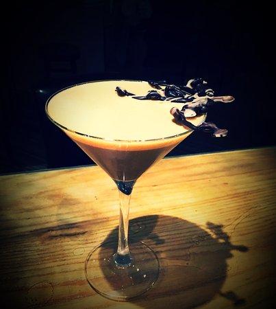 Wem, UK: Chocolate Espresso Martini