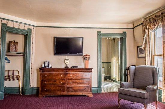Weatherford Hotel: Vintage Queen Room