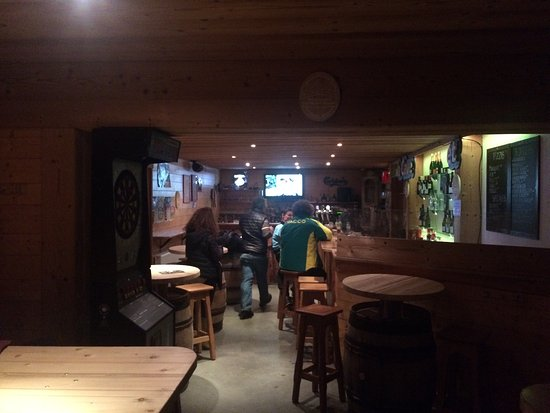 La Feclaz, فرنسا: Pub L'Abreuvoir