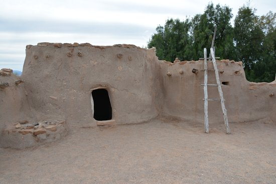 Lost City Museum: Reconstructed Pueblo Dwellings