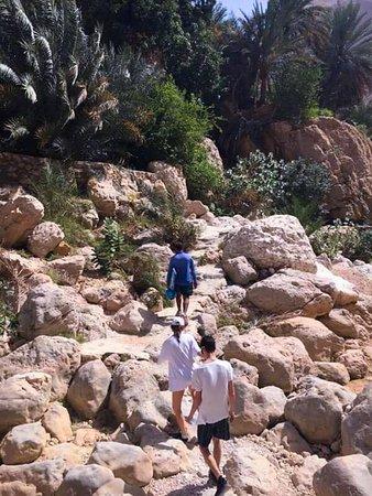 Wadi Shab Adventures: Hiking with JUMA in Wadi Shab