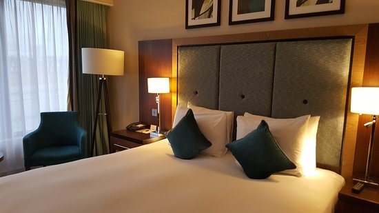 DoubleTree by Hilton Hotel London - Victoria: room 720