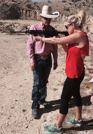 Lajitas Golf Resort: Shooting Range