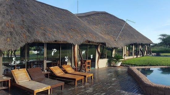 Kunkuru Private Bush Lodge