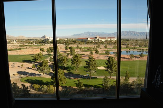 Suncoast Hotel and Casino: View from the room.