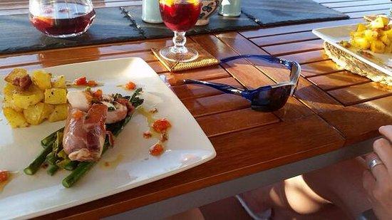 Comares, Spain: Divas Food