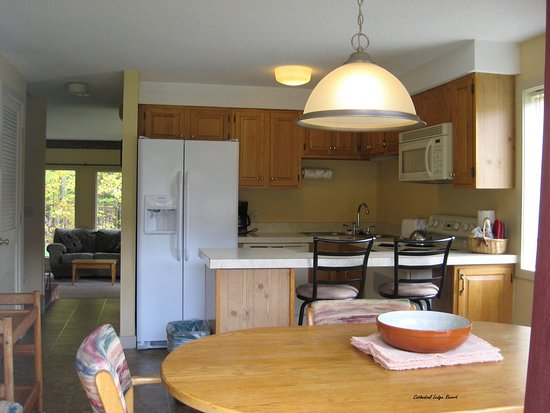 Intervale, Nueva Hampshire: Full Kitchen!