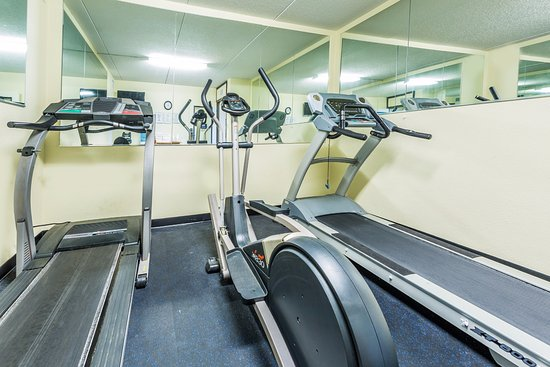 Days Inn Valdosta/Near Valdosta Mall: Fitness Center