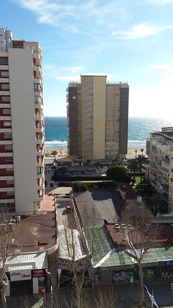 Vina del Mar Apartments: view from vine del mar balcony