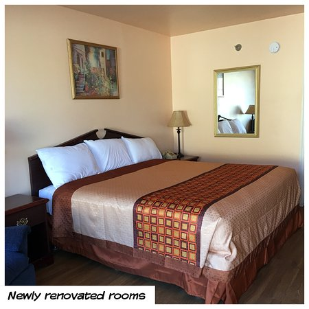 Richland Inn: King size room
