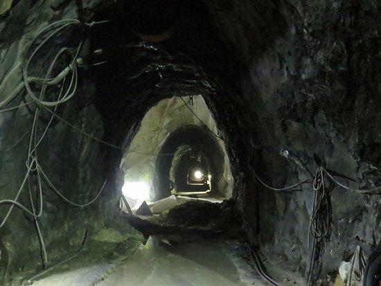 Marmo Tour: tunel