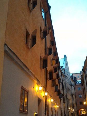 First Hotel Reisen: Finestre con specchio in metallo per riflettere sole e panorama