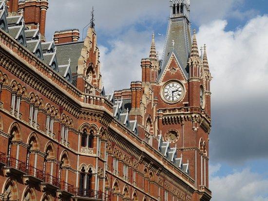 St. Pancras Renaissance Hotel London Görüntüsü