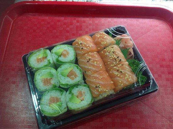 Chatillon, France: Excellent japonais