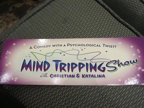 Mind Tripping Show : Ticket