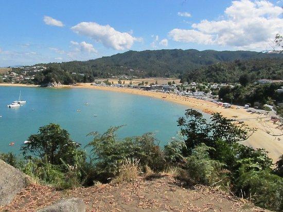 Kaiteriteri Beach: Beach view