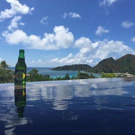 Raffles Seychelles: Private room pool