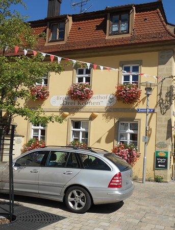 Memmelsdorf, Alemania: Außen