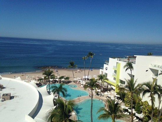 Hilton Puerto Vallarta Resort: 7th Floor Ocean view