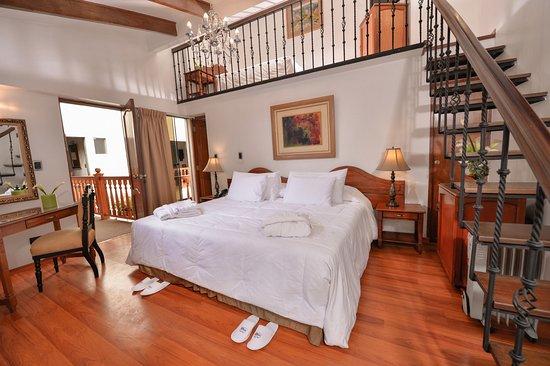 Hotel Ruinas: Suite Matrimonial