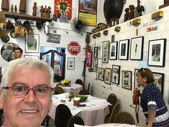 Photo of Brazilian Restaurant Bar do Mineiro at Rua Paschoal Carlos Magno 99, Rio de Janeiro 20240-290, Brazil