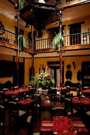 Hotel Los Balcones: restaurante del Hotel 